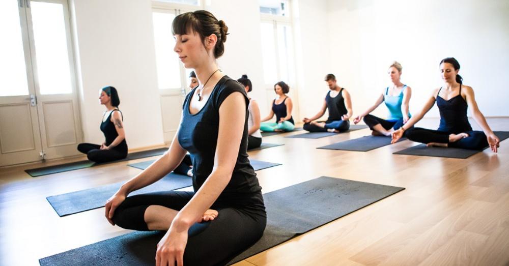 Workplace Yoga Avani Yoga Academy